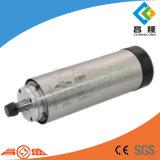 65 Luftkühlung CNC-Hochgeschwindigkeitsspindel des Durchmesser-800W runde für das hölzerne Schnitzen