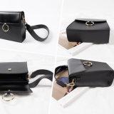 Sacchetto 2017 di spalla di cuoio della signora Crossbody Bag Fashion dell'unità di elaborazione delle borse alla moda del progettista Hcy-8834