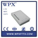 CATV WiFi (WPX-GU9071)를 가진 1fe Gpon Ont