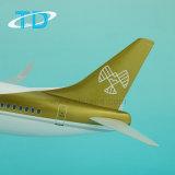 Het van bedrijfs Boeing ModelVliegtuig Straal Chinees Straal van de Hars B737-700