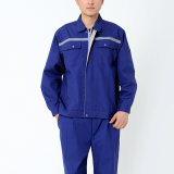 Roupa barata uniforme do uniforme dos revestimentos do trabalho do Workwear dos homens da fábrica