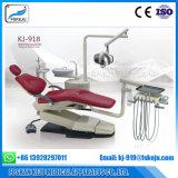 アルミ合金の新しいLEDセンサーランプが付いている歯科椅子の単位