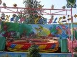 Plaque tournante populaire de disco de matériel de parc d'attractions