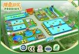 Парк воды оборудования занятности раздувной на горячее лето