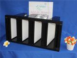 Fabricante industrial rígido da caixa do filtro de ar do bloco do OEM 4V