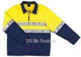 Coverall Mens высокого качества Workwear безопасности оптового отражательный