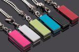 El disco de destello más pequeño del USB de la venta caliente del precio de fábrica con alta calidad