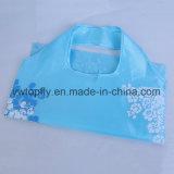 Хозяйственная сумка подарка мягкого полиэфира 190t складная выдвиженческая