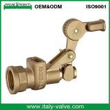 Südamerika-Messinggleitbetriebs-Kugelventil ohne Kugel (AV5030)