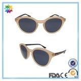 Gafas de sol de madera al por mayor naturales hechas a mano de moda 2016 del diseñador
