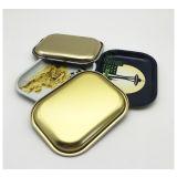 圧延の錫の皿の圧延の煙のためのカスタム印刷の金属の錫の容器