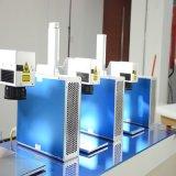 macchina portatile della marcatura del laser della fibra del metallo della mini maniglia 20W