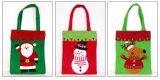 クリスマスのギフトのクリスマスのハンドバッグのクリスマスの製造者のショッピング・バッグ