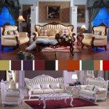 Hölzernes Sofa für Wohnzimmer-Möbel (992D)