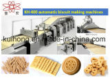 Finger Biscuit Making Machine Kh 400の女性