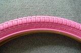 rosafarbener Gummireifen des Fahrrad-700c für Verkauf