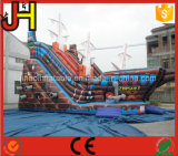 Riesiges Piraten-Lieferungs-aufblasbares Plättchen für Verkauf