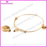 De Armbanden van het gouden Plateren voor de Herinnering van de As van Brazaletes Pulseras Mujer van Vrouwen