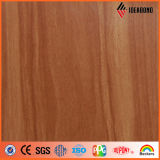 El panel de aluminio de los plásticos compuestos de madera y del granito con el color excelente del mejor precio (AE-302)