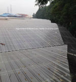 美しい眺めのゆとり波形FRPの屋根ふきシート、明確なFRPの屋根ふきシート