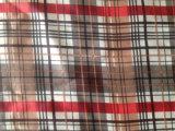 Напечатанное Silk Habotai в малой проверке