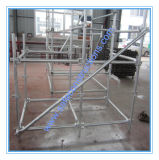 Safe SGS Certified Steel Kwikstage Scaffolding for Construction