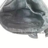 China-Lieferanten-Form-Frauen PU-Veloursleder-Handtaschen auf Lager (NMDK-051701)