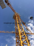 Nuova gru a torre diCostruzione della gru a braccio girevole di alta efficienza Qtz63 (TC5012) di 100%