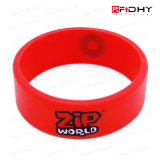 Silicone Waterproof RFID Rubber Wristband per Access Control