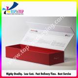 Коробка твердых волос бумаги картона материальных упаковывая