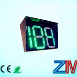 太陽LED Traffic Countdown TimerかCountdown Meter