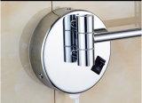 Specchio decorativo del LED dell'acciaio inossidabile della parete chiara allungabile della stanza da bagno (Q65)