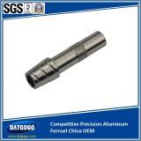 Concurrerende OEM van China van de Metalen kap van het Aluminium van de Precisie
