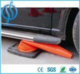 alto cono di traffico del PVC di 90cm con il collare riflettente di alta qualità