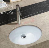 Badezimmer Ceramic Under Counter Basin für Nordamerika (SN004)