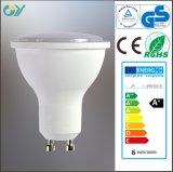 GU10 3000k 6W LED Spotlight