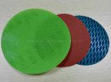 Disco abrasivo del Velcro de la buena calidad