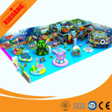 Round Big Size Indoor Playground From Xiujiang (XJ1001-BD41)
