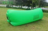 Bolso de aire plegable de nylon de una sola capa de Nanomaterials Laybags para el sofá al aire libre que acampa