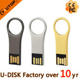 USB2.0/3.0 4GB 8 vara do USB do anel do metal 16 32 64GB