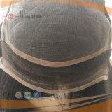 Spitze vordere Muti Farben-Silk SpitzenMenschenhaar-Perücke