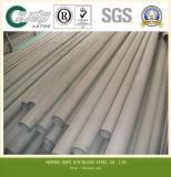 ASTM 304 tubo sin soldadura del acero inoxidable 316 317