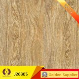 Mattonelle di legno del pavimento di ceramica di legno di sembrare di prezzi di fabbrica (J26306)