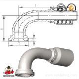SAE-Flansch 3000 des hydraulischen P/in Rohrfitting-87391.87392