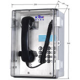 공중 안전 전화 Kntech 공중 전화 Knsp-22