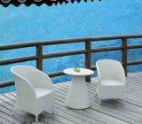 Cadeira do Rattan e mobília ao ar livre da tabela do Rattan