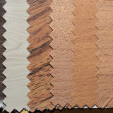 Plutônio de madeira Leather de Grain para Shoe com T/C Backing (HST022)