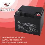 batterie de la batterie VRLA de 12V 40ah AGM pour le système d'alimentation solaire