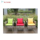Cushion를 가진 C-SGS Outdoor Furniture Round Rattan Arm Chair