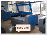 Heißer Verkaufs-Laser-Ausschnitt und Gravierfräsmaschine für Gewebe/Leder